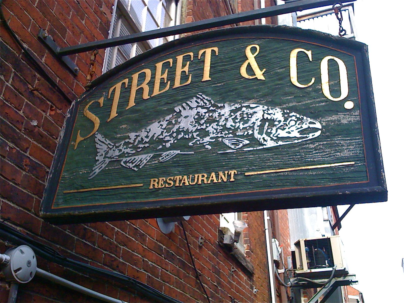 Street & Co. Portland Maine